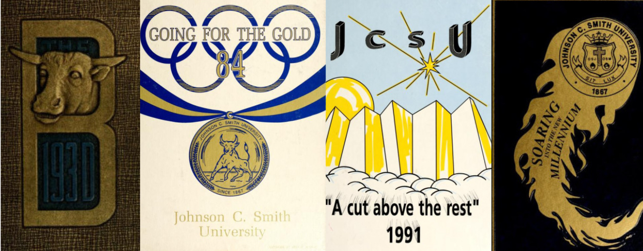 JCSU Yearbooks